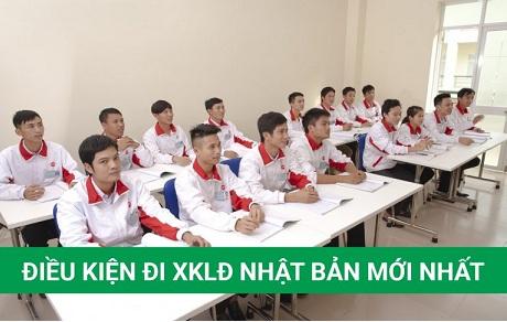 dieu kien xuat khau lao dong nhat ban