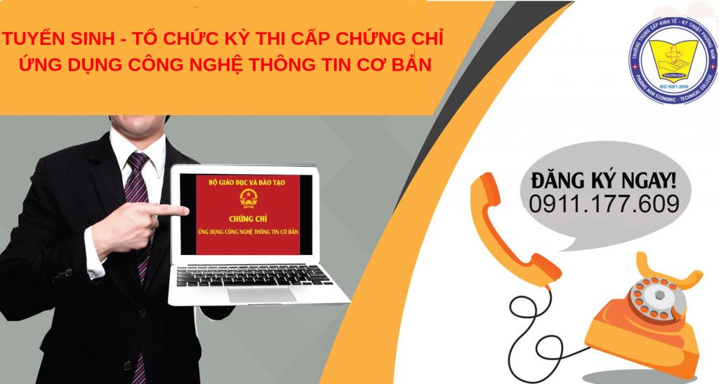 thi lay chung chi