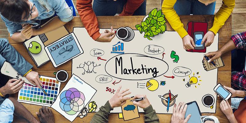 ngành marketing