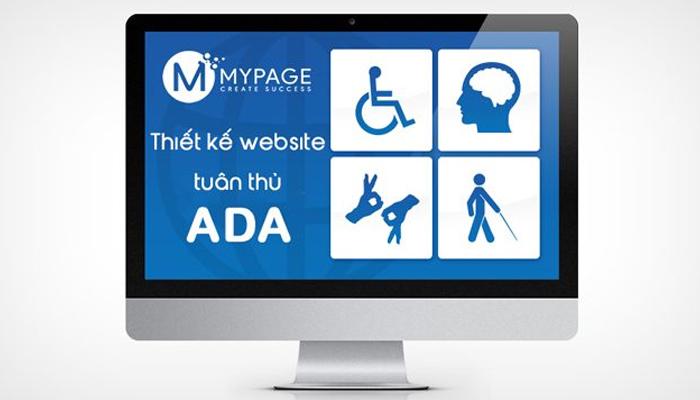 Mypage – Dịch vụ thiết kế web giảng dạy trực tuyến