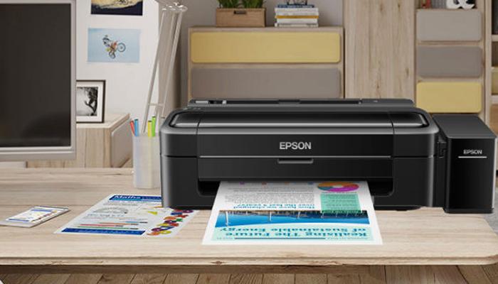 Máy in màu 2 mặt giá rẻ - Epson l310