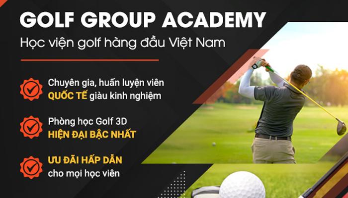 Cơ sở dạy đánh golf - Golf Group Academy