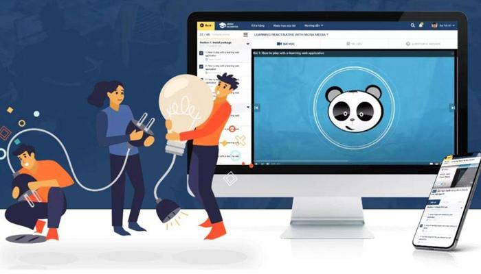 Mona Media – Công ty thiết kế website học trực tuyến chuyên nghiệp